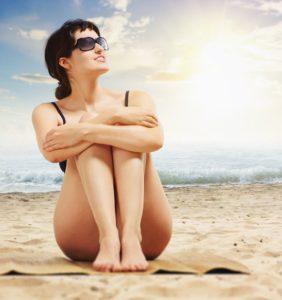 sun sand sea