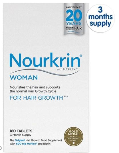 Nourkrin - 3 months