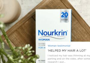 Nourkrin - help