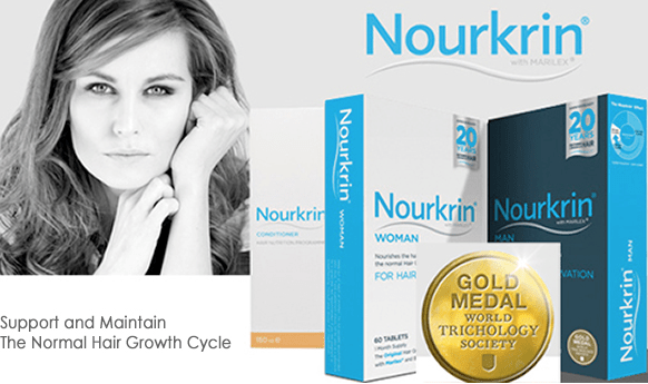 Showing Nourkrin Hair Treatment photo