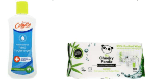 Anti-bacterial Hand Gel and Wipes