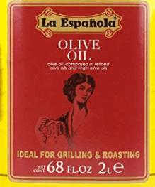 La Española Olive Oil 2L