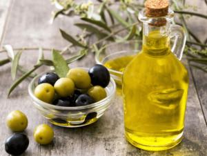 Olive Oil + Olives