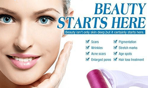beauty starts here
