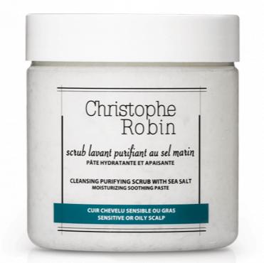 Christophe Robin scalp scrub