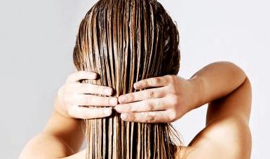 exfoliating hair