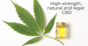 Natural and Legal CBD