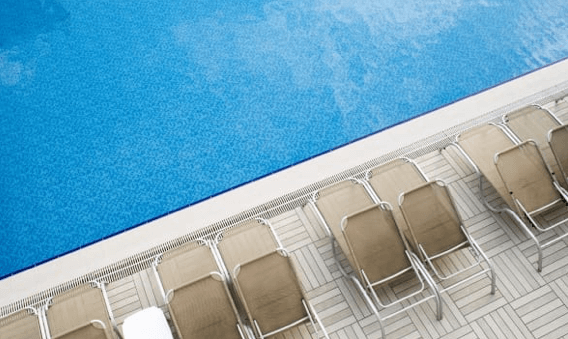 Poolside + Chairs