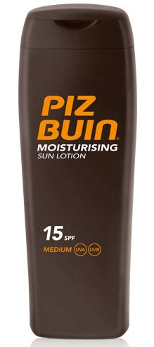 Piz Buin Moisturising SPF15
