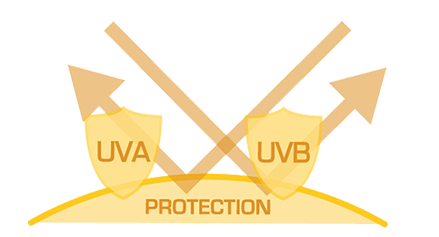 UVA UVB Protection