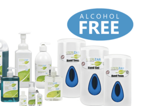 Alcohol Free Sanitiser