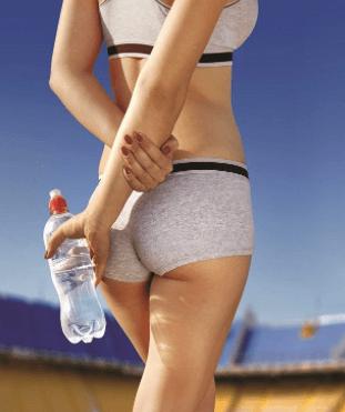 girl water exercise kit